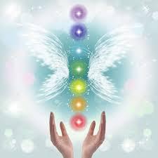 butterfly chakra healing hands