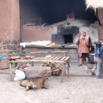 Local Bakery Pisac Markets - Sacred Valley