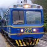 Train to Macchu Picchu