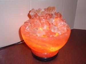 Salt Lamps - Himalayan Fire Bowl - The Salt Lamp Company