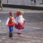 Street Parade Cusco, Peru