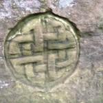 Carved Symbol at Dunino