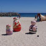 Fun in the sun, Cottesloe Beach, Western Australia