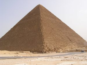 Great Pyramid - Giza Plateau