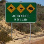 North bound, Western Australia